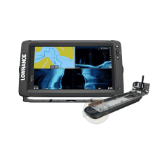 Эхолот LOWRANCE Elite -12 Ti² with Active Imaging 3-in-1 (ROW) 000-14660-001 - Покоряй.рф