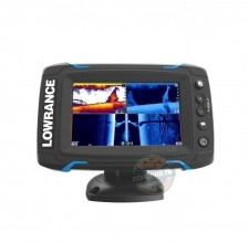Эхолот Lowrance Elite-5Ti  Mid/High/DownScan (000-12421-001) - Покоряй.рф